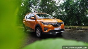 Renault Triber AMT Review (First Drive): Budget Seven-Seater Compact MPV
