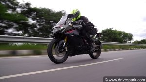 2020 TVS Apache RR310 Review: From Race-Track To The Roads!