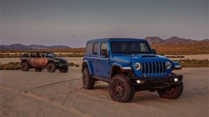 2021 Jeep Wrangler 392 Globally Unveiled: First Factory-V8-Powered Wrangler In Over 40 Years!
