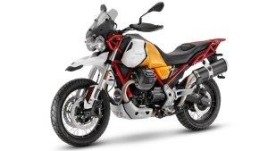 2021 Moto Guzzi V85 TT Globally Revealed: Features Slight Improvements & Updated Electronics