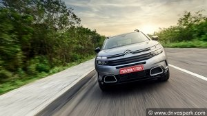 Citroën C5 Aircross Review (First Drive): The One From France!