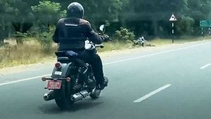 Royal Enfield 650cc Cruiser Bikes Spied Testing In Different Variants: Pics & Details