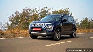 2021 Tata Safari Review (First Drive): A Benchmark For Future SUVs In India?