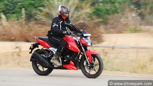 2021 TVS Apache RTR 160 4V Detailed Review — The Perfect Entry-Level Performance Motorcycle?