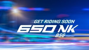 CFMoto 650NK BS6 Teased Ahead Of India Launch: Will Rival The Triumph Trident 660