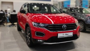 Volkswagen T-Roc Arrives At Dealerships Ahead Of Deliveries Starting This Month