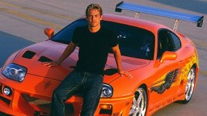 Paul Walker's Famous Acid Orange Supra From Fast & Furious Put Up For Auction