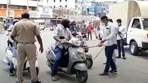 Bangalore Police Seizes 3,000+ Vehicles On May 10: Day One of Lockdown In Karnataka