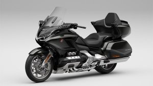 2021 Honda Gold Wing BS6 Launched In India At Rs 37.20 Lakh