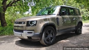 Land Rover Defender 110 Review — Luxurious & Tech-Savvy SUV With Legendary Off-Road Capabilities