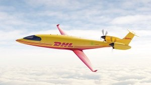 DHL Places Order For 12 Eviation Alice eCargo Aircraft; Aims At World's First Electric Aircraft Fleet