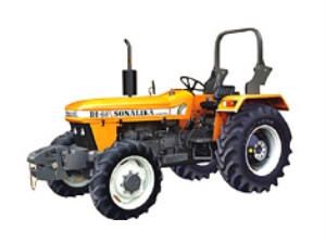 Remote Control Tractor From Sonalika