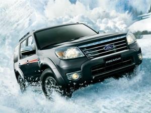 Ford's Festive Season Model: Endeavour Hurricane