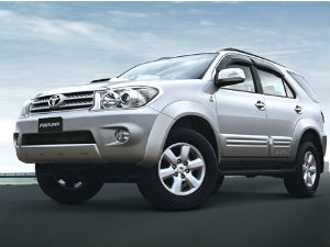 Toyota To Hike Prices By 1-3 Per Cent