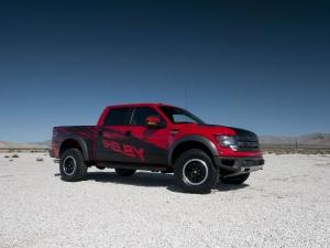 Shelby Raptor Is A 575 HP Muscle Truck