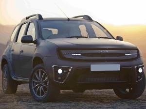 DC Design Custom Renault Duster Revealed