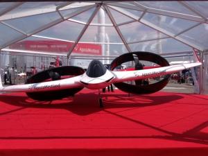 AgustaWestland's Project Zero Tilt Rotor Aircraft