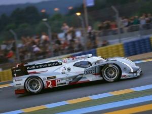 Le Mans 24 Hours: Audi R18 e-tron Quattro Wins