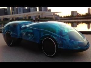 i-H2GO: iPhone Controlled Toy Car Runs On Hydrogen