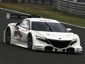 Honda Surprises With NSX Concept-GT Race Car