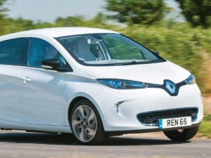 Renault Records Lowest CO2 Emissions In 2013