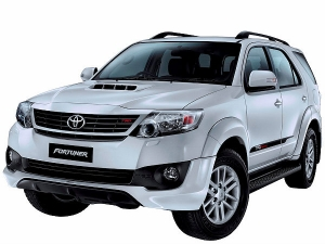 Toyota Fortuner TRD Sportivo Limited Edition; Price Of INR 24.26 Lakhs