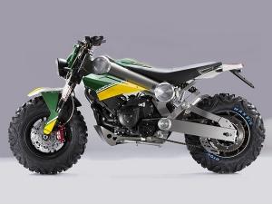 Caterham Motorcycles & Moto Racing Team Announced; Brutus 750 At EICMA
