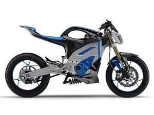 Yamaha PES1 Electric Motorcycle Concept Displayed At Tokyo Motor Show