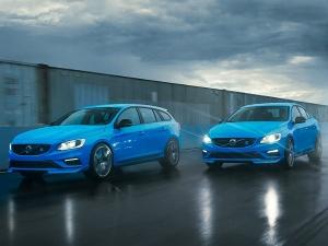 Volvo S60 Polestar & V60 Polestar Production Models Revealed