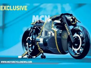 Lotus C-01 Motorcycle Images Revealed In Leaked Rendering