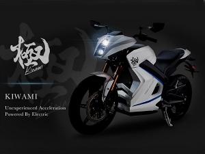 Terra Motors Kiwami Electric Superbike India Launch For Price Rs 18L