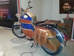 Rexnamo Electric Bikes; A Future Possibility: Naman Chopra