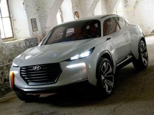 Hyundai Intrado Concept Revealed - Geneva Motor Show 2014