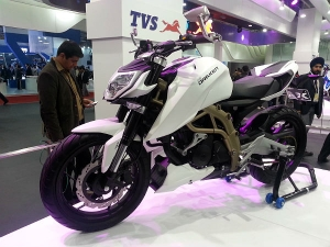 TVS Apache 200cc Launch In 2015, Apache 250cc To Follow