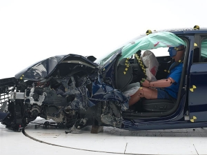 2015 Audi A3 Sedan Pases IIHS Crash Test With Top Rating
