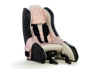 Volvo Inflatable Child Safety Seat Concept Revealed