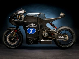 Sarolea SP7 Reveals Electric Superbike
