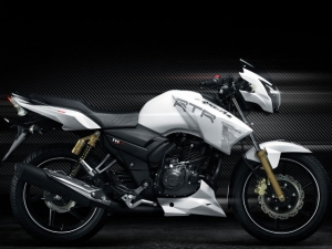 New TVS Apache Launch Towards End Of 2014