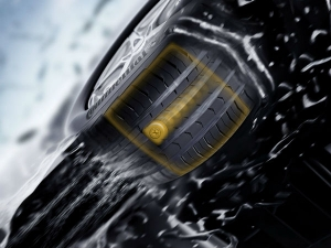 Continental Tyres With Tread Depth Sensors Are The Future