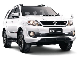 Toyota Fortuner: New Variants To Be Launched - Rumour