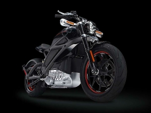 Harley-Davidson Livewire Electric Motorcycle Set For Launch; Images