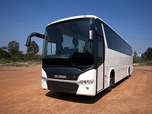 Scania To Manufacture Buses In India