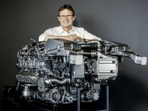 Mercedes-Benz Reveals Its AMG GT Engine