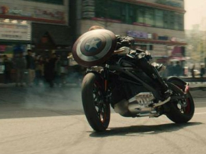 Harley LiveWire To Debut In Avengers Age Of Ultron