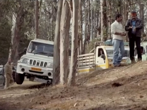 Mahindra's 'Taqdeer Badal De' Campaign