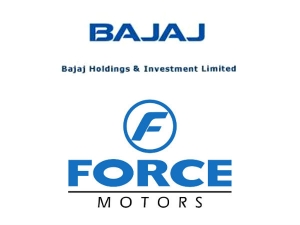 Bajaj Sells Most Of Its Shares In Force Motors