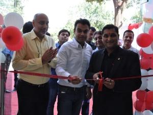 DSK Hyosung Inaugurates New Dealership In Chandigarh
