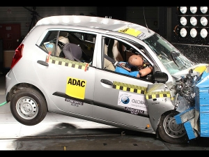 Indian Cars To Finally Be Subject To Crash Tests
