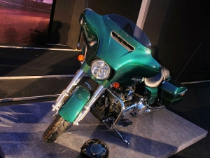 Harley-Davidson Launch Breakout, CVO Limited & Street Glide Special