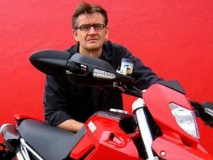 Royal Enfield Hire Ex Ducati Engineer